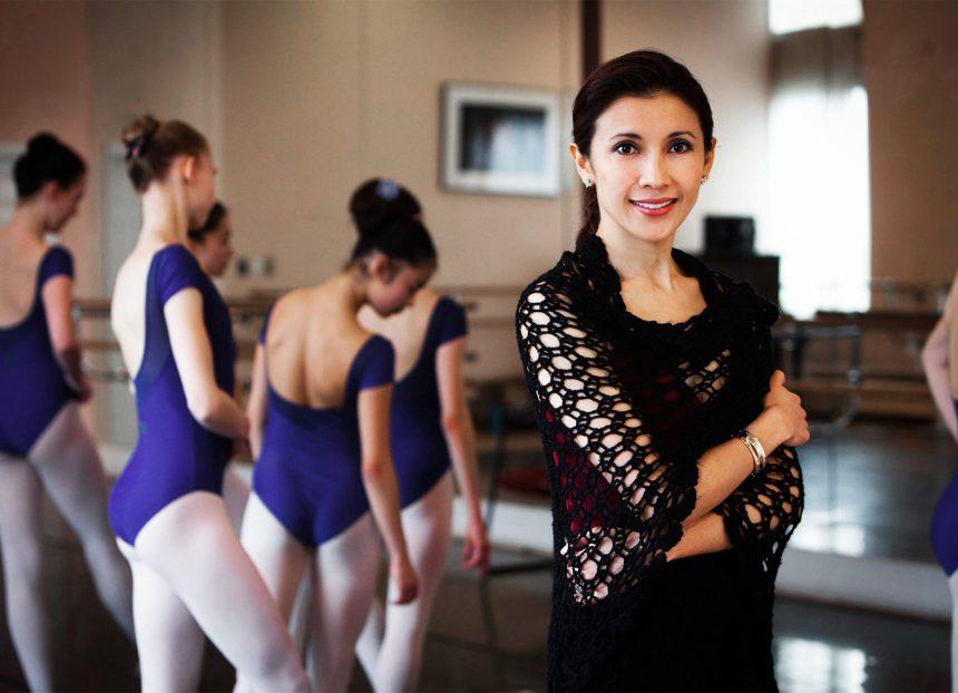 Instagram Live Beginner's Ballet Class with Chan Hon Goh